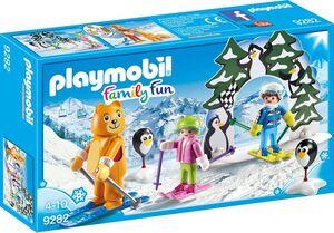 playmobil Skischule 9282