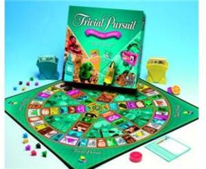 Hasbro Trivial Pursuit Family Edition I 300730133