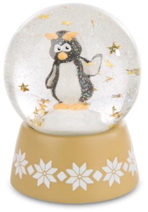 Nici Schüttelkugel Pinguin Frizzy