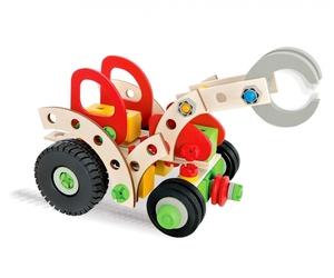 Heros Constructor, Traktor mit Greifer