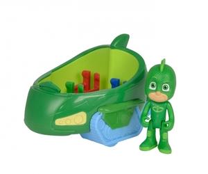 Simba PJ Masks Gecko mit Geckomobil 109402085