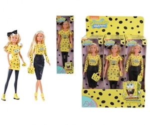 Simba Sponge Bob SL SpongeBob Fashion, 2-sort. 109495556