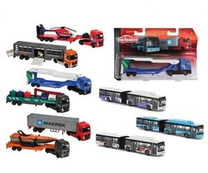 Majorette Transporter, 6-sort. 212053302