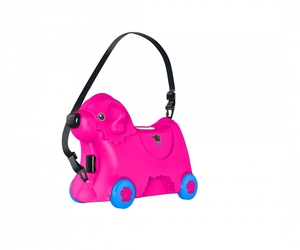 BIG BIG-Bobby-Trolley Pink 800055353