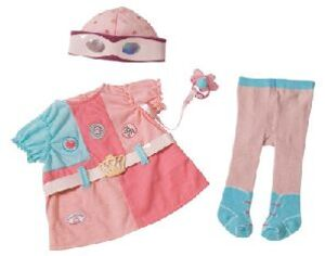 "Baby Annabell ""Babymode"" de luxe Set 10762363"