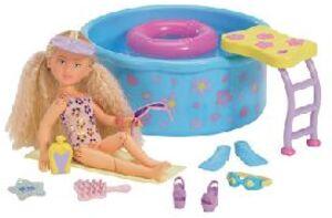 Missy Milly Swimming Pool Set mit Mia 10767719