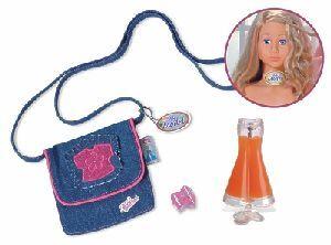 my Model My Model Haar-Mascara + Haarclip mit Jeanstasche 10769393
