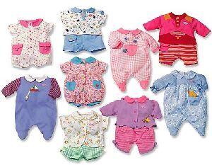 Baby Born Baby born Kleiderkollektion II, 9-fach (eines wird geliefert) sortiert 10782576