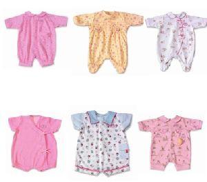 Baby Born Baby born Kleiderkollektion II, 6-fach (eines wird geliefert) sortiert 10797389