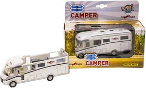 Kids GLOBE Camper Carthago 16cm mit Licht 41510008