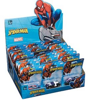 Spiderman Car Display 4154013