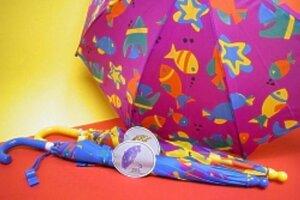 Kids GLOBE Kinder-Regenschirm 57cm 41640414