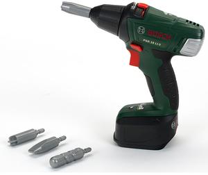 klein Akkuschrauber Bosch 20x6.5x19 cm, 3 Aufsätze, Batterien 3xAA exkl. ab 3+ 29250567