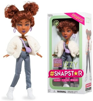 Snapstar Puppe Izzy 43030006