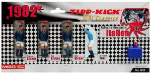 Mieg Tipp-Kick WM-Classics Italien 1982 431813