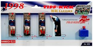 Mieg Tipp-Kick WM-Classics Frankreich 1998 431815