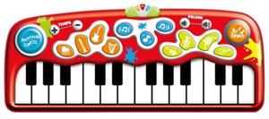 WinFun Riesen-Klaviermatte 180x76x6cm 432508
