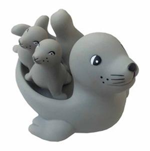 3D LiveLife Schwimmfamilie Seehund 4338188