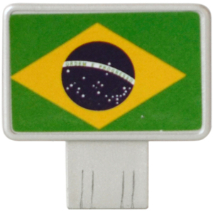 Mieg Tipp-Kick Soundchip Brasilien 434112