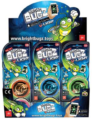 Bright Bugz V-Light Display 434761