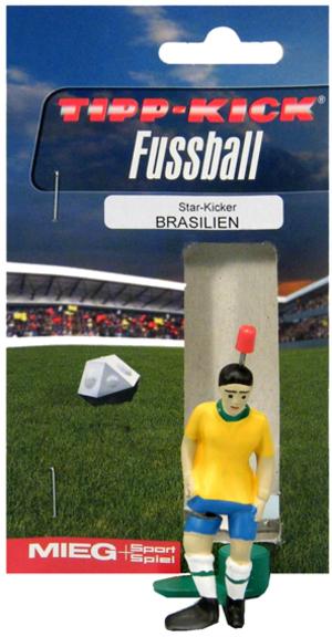 Mieg Tipp-Kick Star-Kicker Brasilien 437612