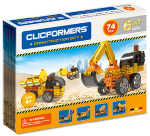 clics Clicformers Construction Set 43802001