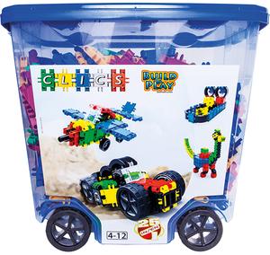 clics Box Bausatz 800 Teile 43803