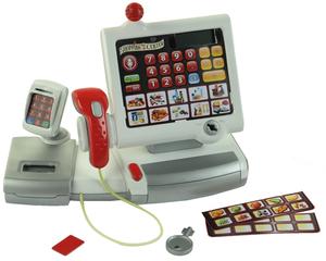 klein Toys Kassenstation mit Folientastatur 439356