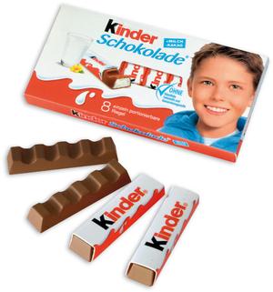 Diverse Ferrero Kinderschokolade 4590073
