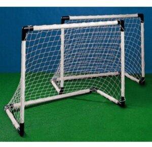 MONDO Goal-Set 2 Stk. Ball+Heringe 4718014