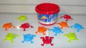 Simba Frosch-Hüpfspiel, 2-sort. 106044122
