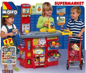 Molto Supermarkt elektronisch 4912186