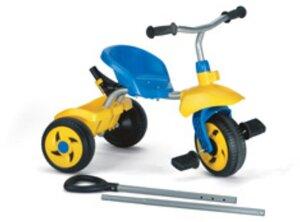 Rolly Toys Dreirad mit Kippschüssel + Schiebestange 55091027
