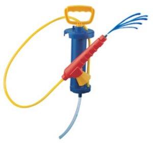 Rolly Toys Pompa Pumpe mit Spritze 55409402