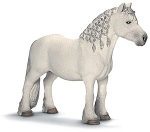 Schleich Fell Pony Hengst 13739