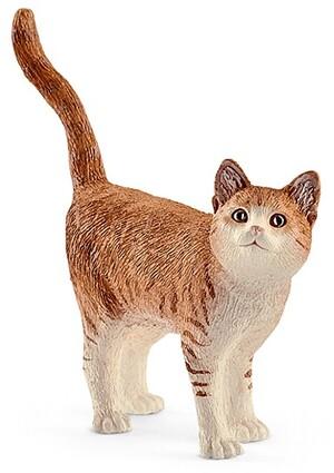 Schleich Katze stehend 1257A2