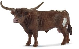 Schleich Texas Longhorn Bulle 1807