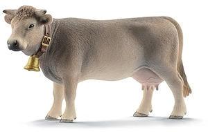 Schleich Braunvieh Kuh 2056A3