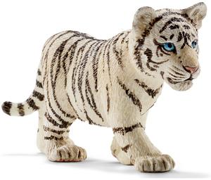 Schleich Tigerjunges, weiss 14732