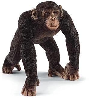 Schleich Schimpansen Männchen 2085