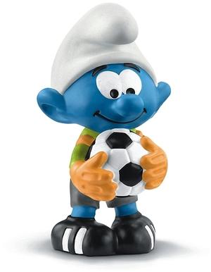 Schleich Fussball Schlumpf Torhüter 2119A1