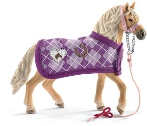 Schleich Set Mode-Kreation + Pferd Andalusier 2181A1