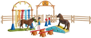Schleich Pony Agility Training 2987