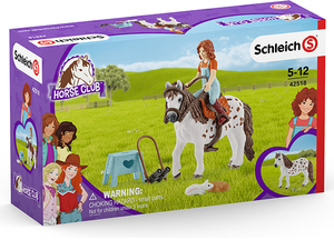 Schleich HC Mia und Spotty 3619