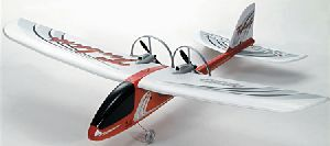Nikko Tsubasa Red/White, 27+40Mhz exkl. vRG Fr. 0.46 150510010C