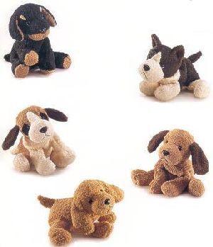 Puppies Hunde 13cm ass. 210100302