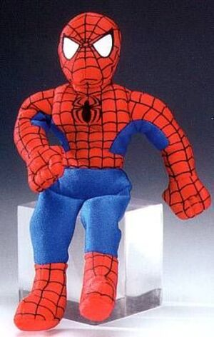 RUSS Spider-Man Bean Bag 22cm 21028574