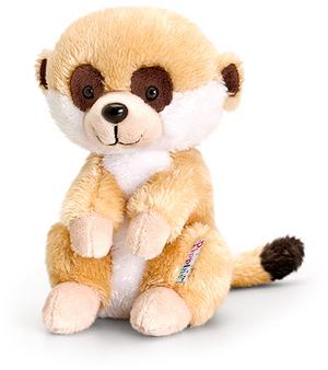 Keel Toys Pippins Erdmännchen 14cm 2104868