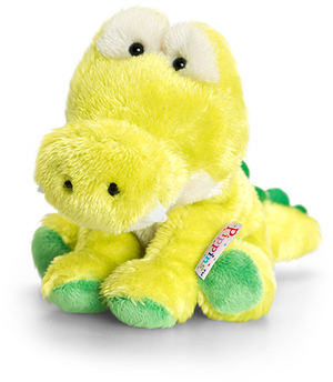 Keel Toys Pippins Krokodil 14cm 2104872