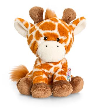 Keel Toys Pippins Giraffe 14cm 2104886